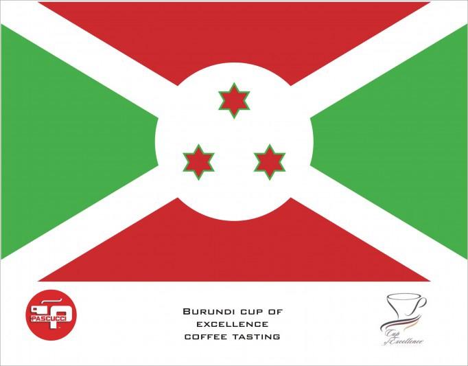Caffè Pascucci Burundi Cup Of Excellence