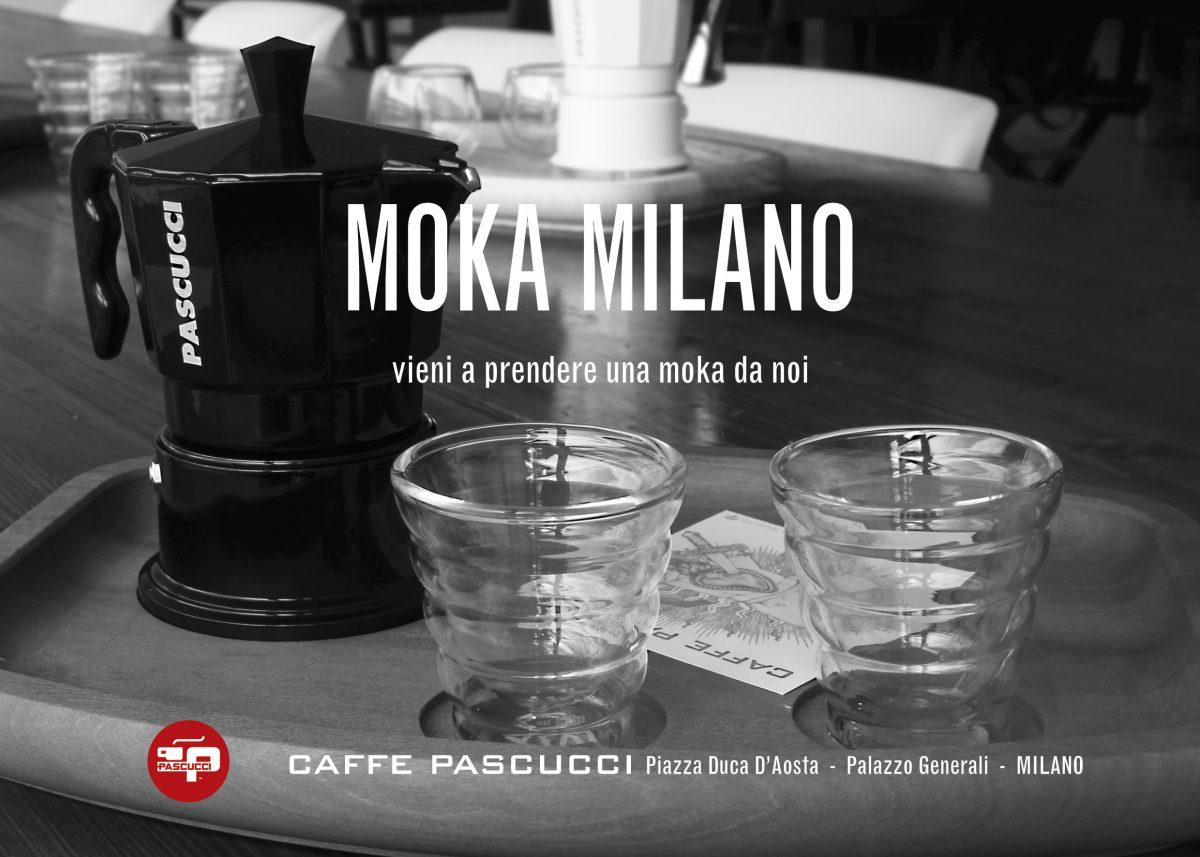 Caffè Pascucci Milano shop via Pisani