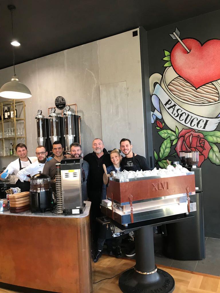 Caffè Pascucci Shop Lugano 017