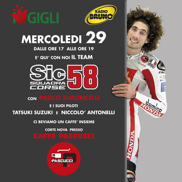 Caffè Pascucci Team SIC58