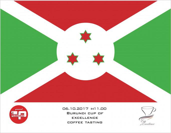 Burundi cup tasting Caffè Pascucci